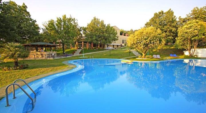 Century Resort in Acharavi, Corfu, Greek Islands