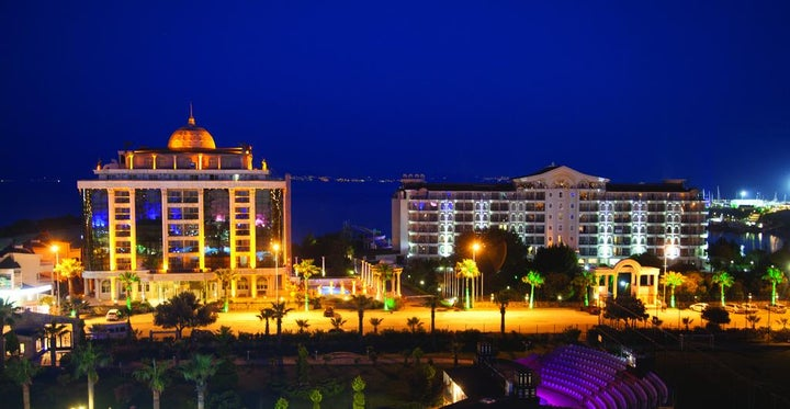 Didim Beach Resort Aqua And Elegance Thalasso Image 34