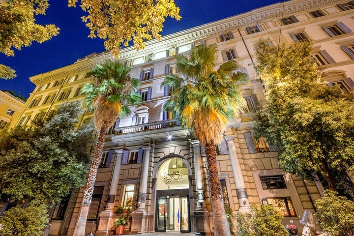 Savoy Rome in Rome, Italy