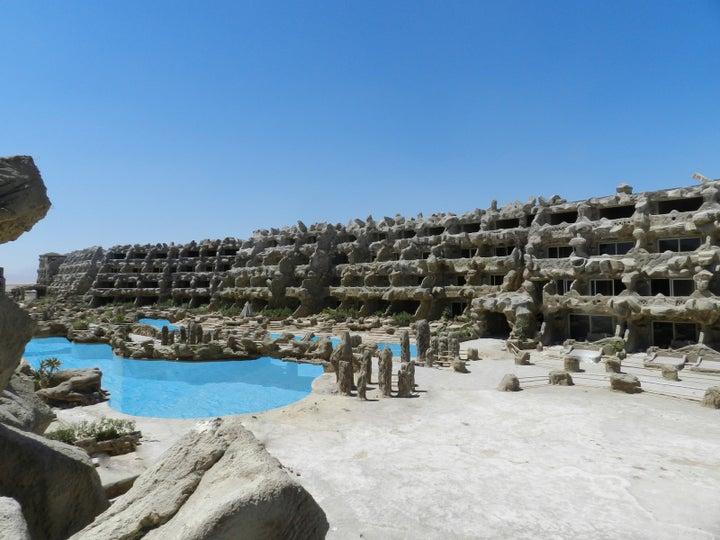 Caves Beach Resort Hurghada Image 47