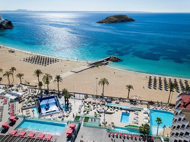 Sol Wave House Hotel in Magaluf, Majorca, Balearic Islands