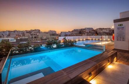 Newcastle Airport holidays to Malta