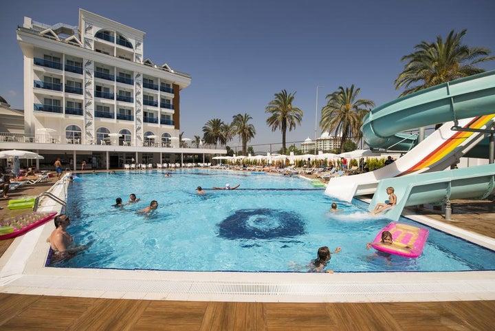 Hotel Palm World Side Resort and Spa in Side, Antalya, Turkey