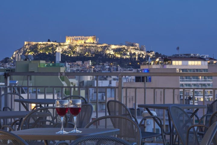 Best Western Candia Hotel in Athens, Greece