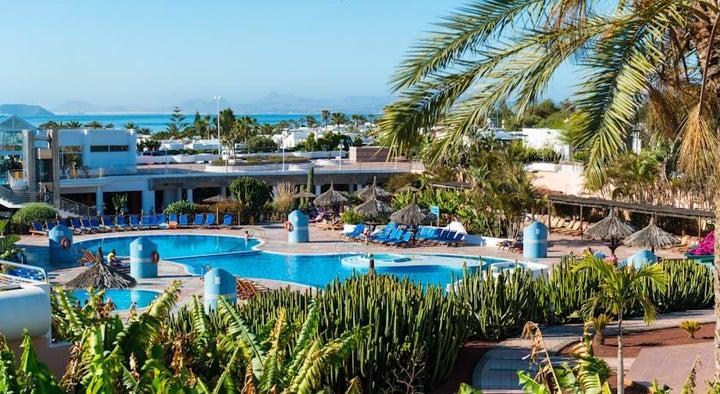 HL Club Playa Blanca in Playa Blanca, Lanzarote, Canary Islands