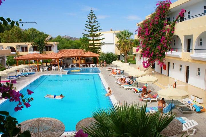 Marathon Hotel in Kolymbia, Rhodes, Greek Islands