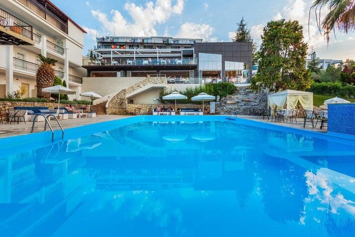 Kriopigi Hotel in Kriopigi, Halkidiki, Greece