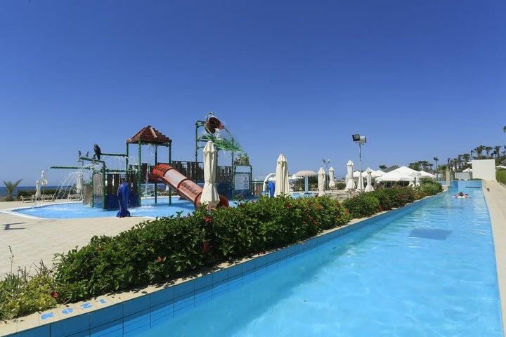 Aquasol Holiday Village in Coral Bay, Cyprus