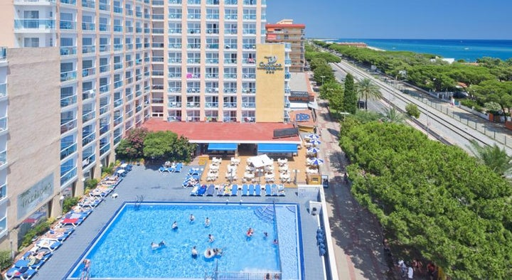 H.TOP Cartago Nova Hotel in Malgrat de Mar, Costa Brava, Spain
