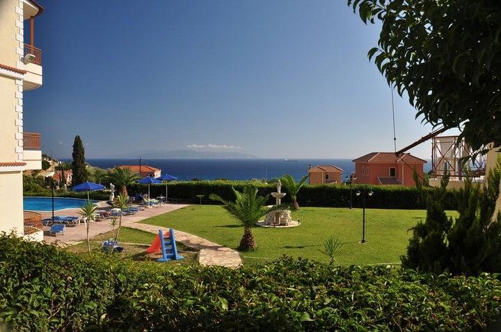 Marina-Anna Studios in Karavados, Kefalonia, Greek Islands