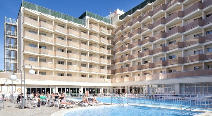H.TOP Royal Beach Hotel in Lloret de Mar, Costa Brava, Spain