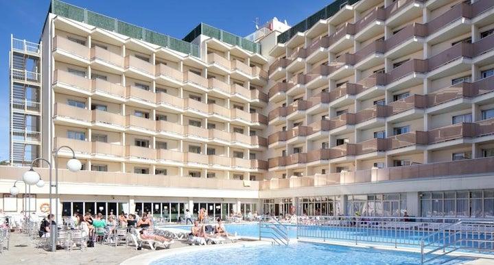H Top Royal Beach Hotel In Lloret De Mar Costa Brava Spain