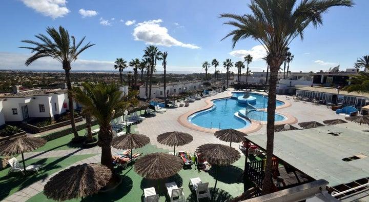 Vista Oasis in Maspalomas, Gran Canaria, Canary Islands