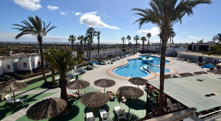 Vista Oasis in Maspalomas, Gran Canaria, Canary Islands