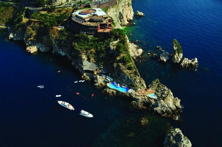 Atahotel Capotaormina in Taormina, Sicily, Italy