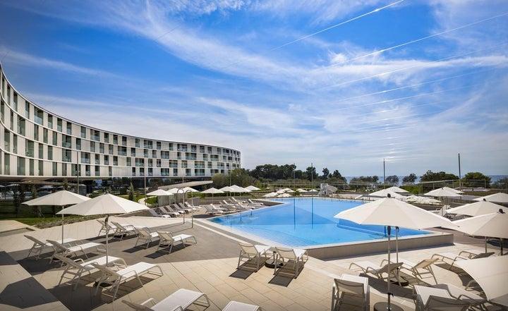 Family Hotel Amarin in Rovinj, Istrian Riviera, Croatia