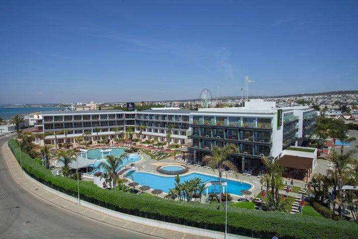 Faros Hotel in Ayia Napa, Cyprus