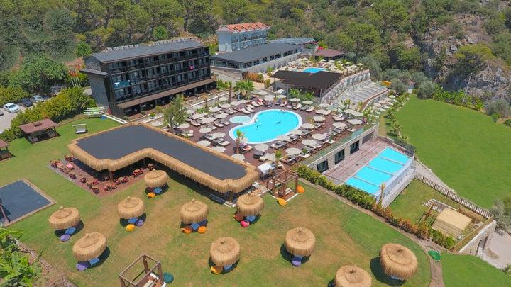 Manas Park Oludeniz in Olu Deniz, Dalaman, Turkey