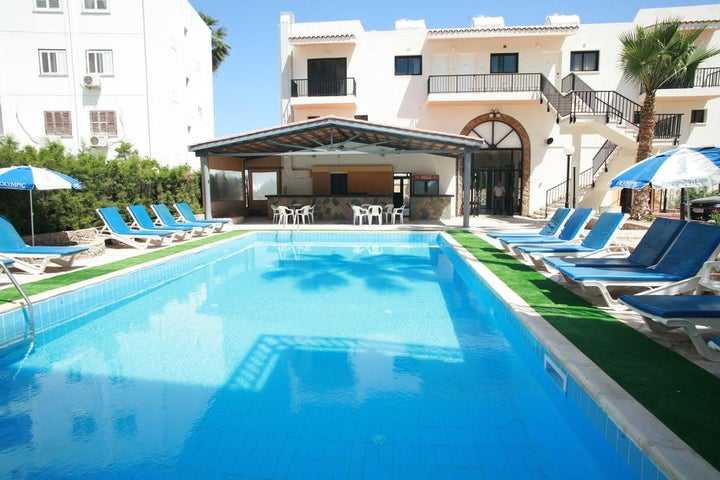 New York Plaza Hotel Apartments Paphos in Paphos, Cyprus