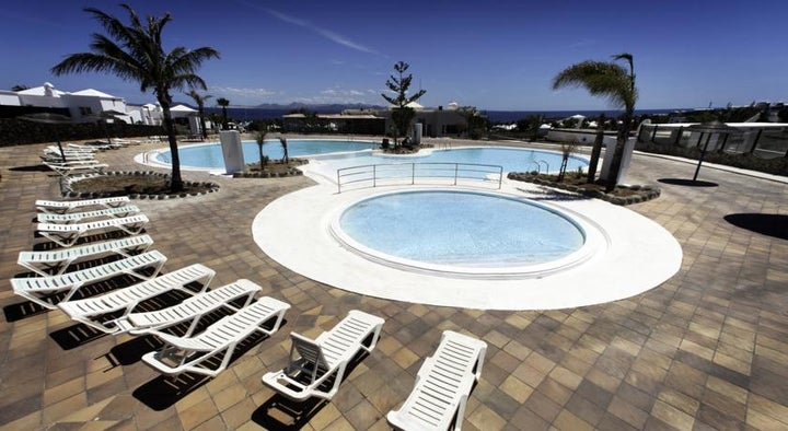 LABRANDA Suite Hotel Alyssa in Playa Blanca, Lanzarote, Canary Islands