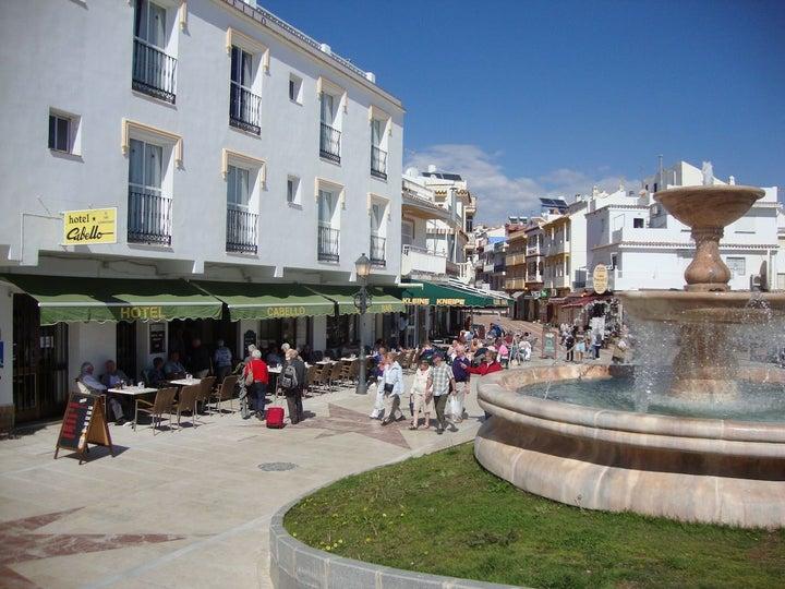 Cabello Hotel in Torremolinos, Costa del Sol, Spain