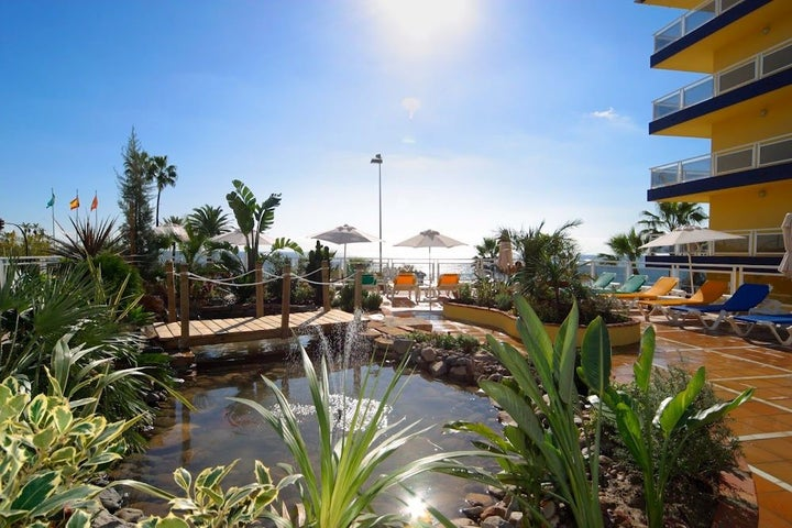 Las Arenas Hotel Image 41