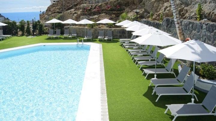 Canaima Apartments in Puerto Rico (GC), Gran Canaria, Canary Islands