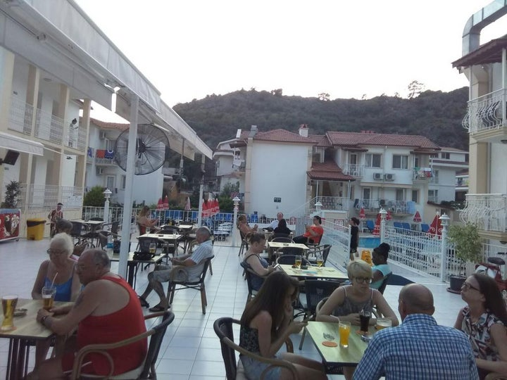 Karbel Beach Hotel in Olu Deniz, Dalaman, Turkey