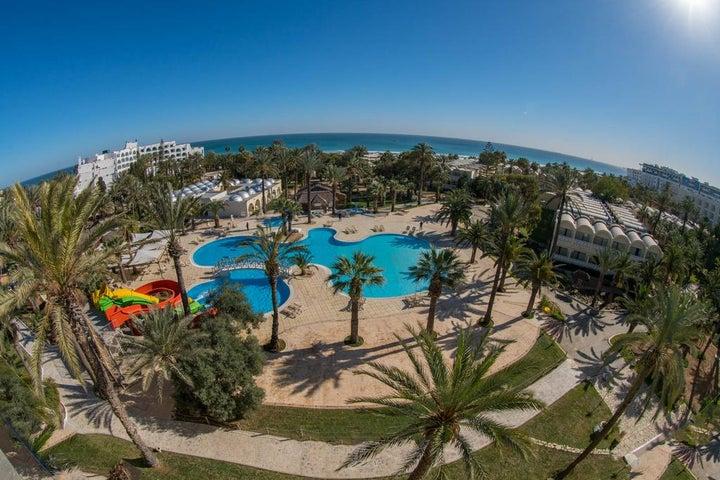 Hotel Marhaba in Sousse, Tunisia