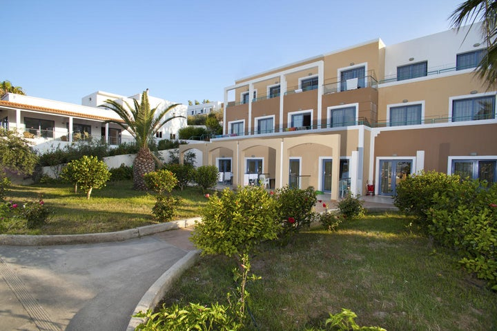 Hermes Hotel in Kefalos, Kos, Greek Islands