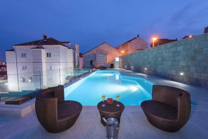 Villa Curic in Dubrovnik, Dubrovnik Riviera, Croatia