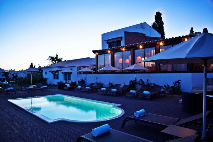 Vidamar Sao Rafael Villas, Apartments & Guesthouse in Albufeira, Algarve, Portugal