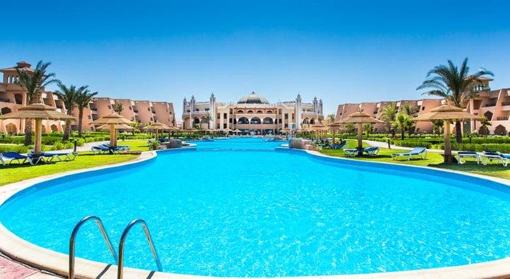 Jasmine Palace Resort in Hurghada, Red Sea, Egypt