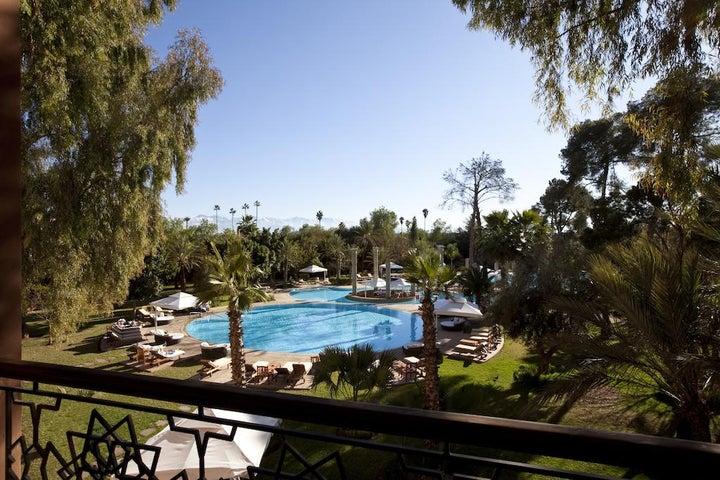 Es Saadi Marrakech Resort Palace in Marrakech, Morocco