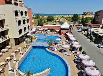 Cheap Sunny Beach, Bulgaria holiday and deals