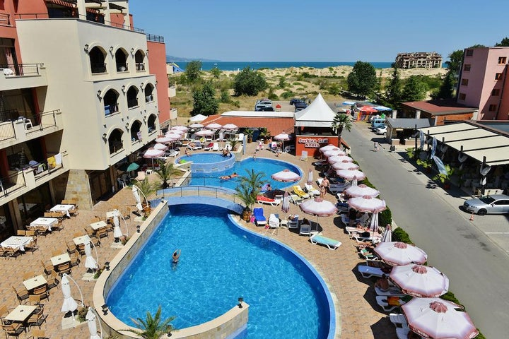 Nobel Hotel In Sunny Beach Bulgaria