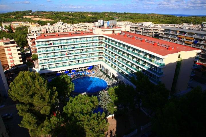 Ohtels Villa Dorada Hotel in Salou, Costa Dorada, Spain