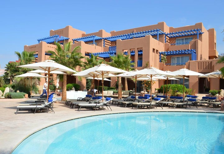 Paradis Plage Resort in Agadir, Morocco