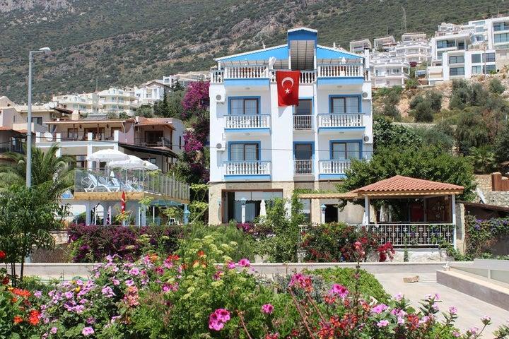 Kelebek Apartments in Kalkan, Antalya, Turkey