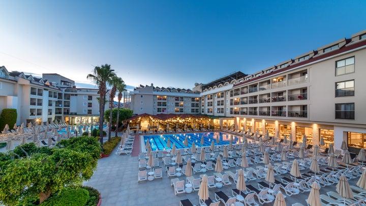 Julian Club Hotel in Marmaris, Dalaman, Turkey