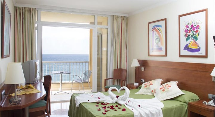 Hotel Diamar in Arrecife, Lanzarote, Canary Islands