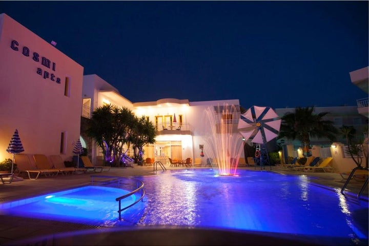 Cosmi Apartments in Gouves, Crete, Greek Islands