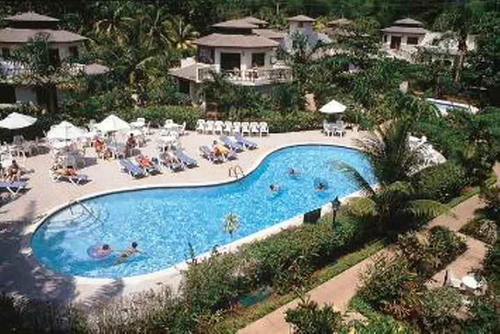 Coco la Palm Seaside Resort in Negril, Jamaica