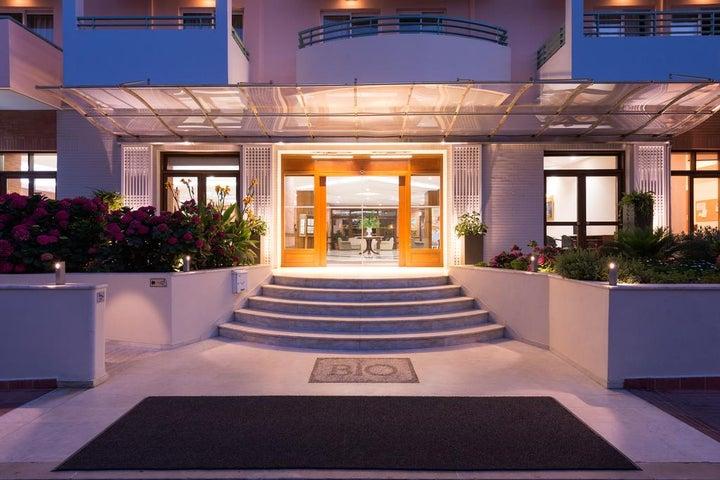 Bio Suites Hotel in Rethymnon, Crete, Greek Islands