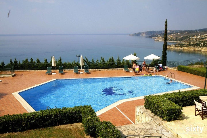 Afrato Village Apartments in Lourdas, Kefalonia, Greek Islands