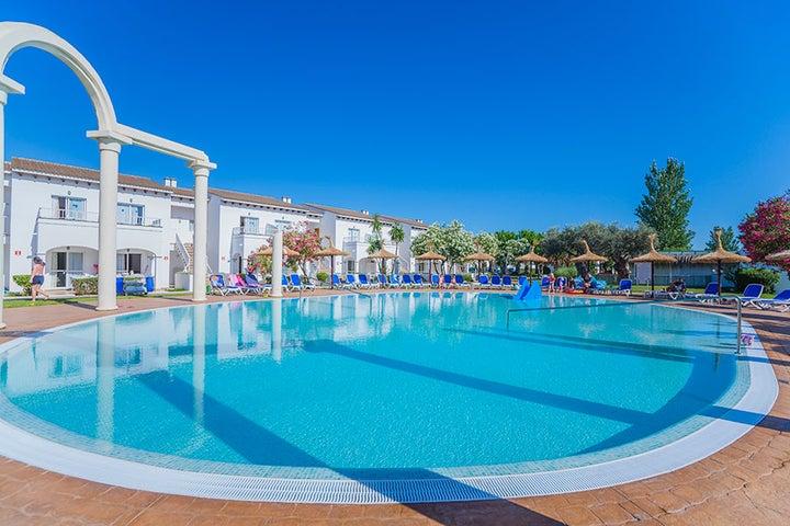 Seaclub Resort in Alcudia, Majorca, Balearic Islands