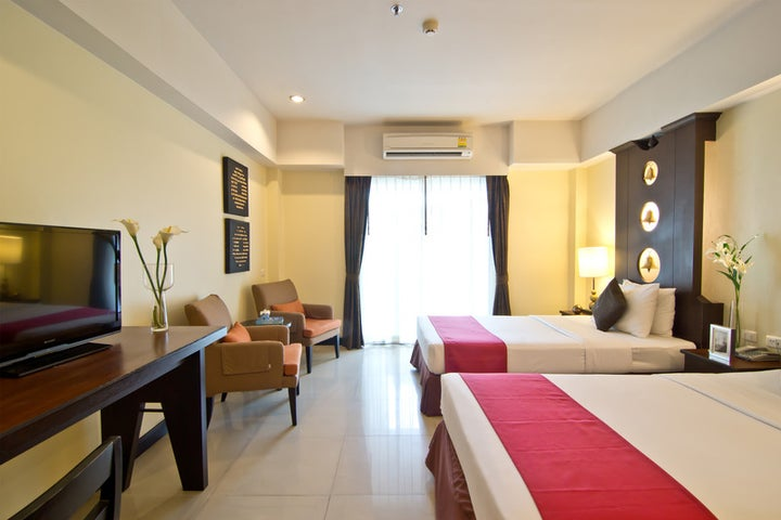 Golden Sea Pattaya Hotel Image 10
