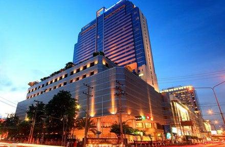 Pathumwan Princess Hotel In Bangkok Thailand