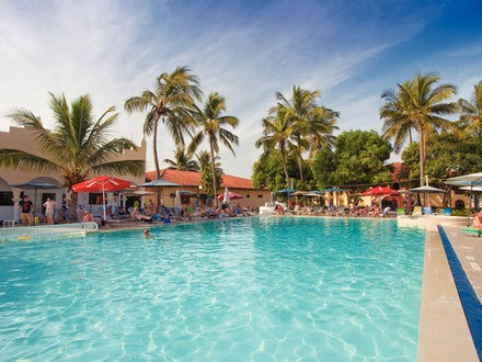 Ocean Bay Hotel & Resort in Cape Point, Gambia