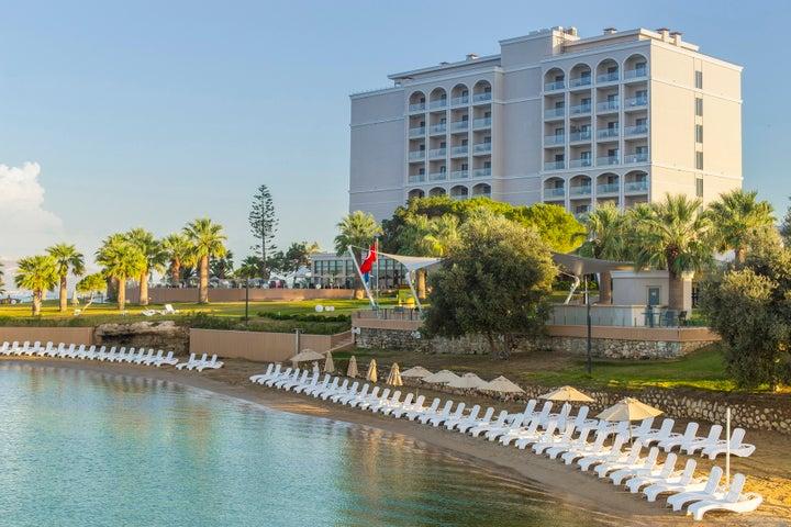 Aurum Moon Holiday Resort in Didim, Aegean Coast, Turkey